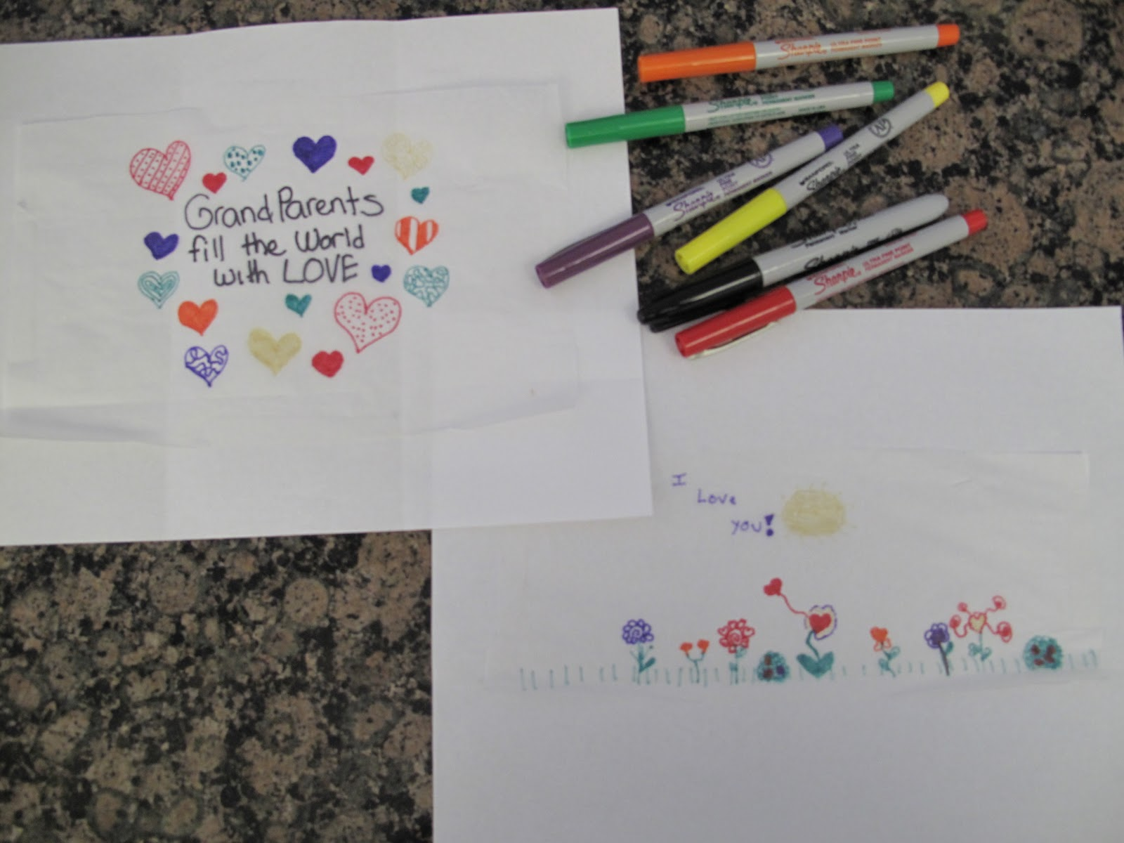 Customized candles endless possibilities diy crafts for Drawing on wax paper