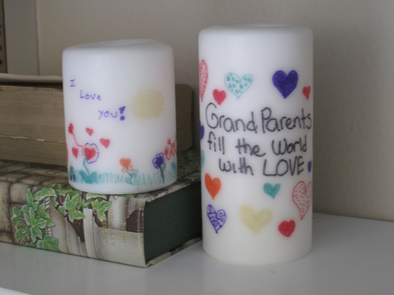 Customized candles endless possibilities diy crafts for Diy candle crafts